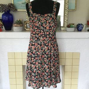 Forever 21 1X/2X Dress Lined and POCKETS!!!!
